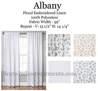 Albany Curtain Panel