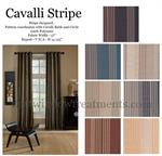 thin striped jacquard