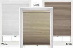 Cordless Cell Honeycomb Shades