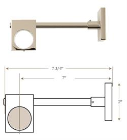 Select Metal Hardware Finishes