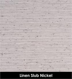 Linen Slub Nickel