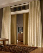 108 and 120 inch curtain panels