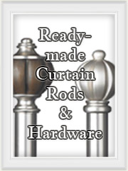 Ready-made Curtain Rods