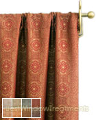 Northwind Drapery & Curtain samples