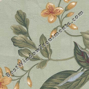 Garden Twill Duchess Swag