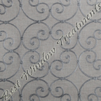 Caspia Slate Fabric Swatch Sample