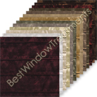 Fallbrook Vertical Pintuck Curtain samples