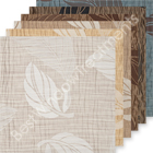 Loraina Leaf Curtain samples