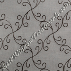 Pomezia Silver Fabric Swatch Sample
