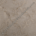 Pomezia Wheat Fabric Swatch Sample